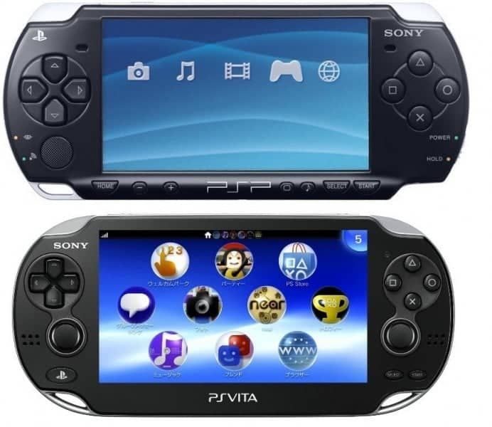 Psp 1000 Psp 2000 : Top psp psvita emulators homebrew