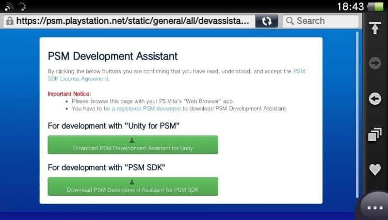 PSM Dev Assistant for Unity!? Rejuvenating the PSTV? - HackInformer