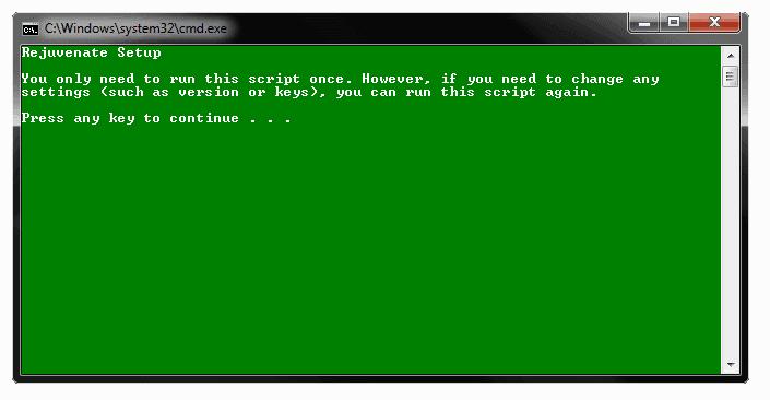 rejuvenate_setup