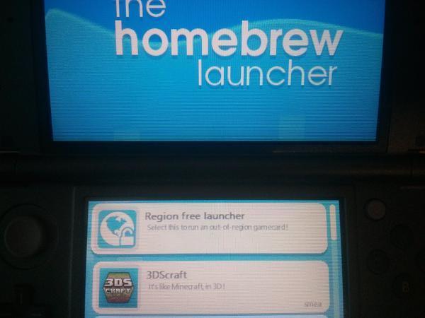 homebrew 3ds firmware 11.10.0-43u