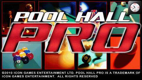 pool hall pro