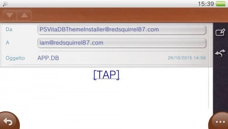 PSVita DB Theme Installer v2.0