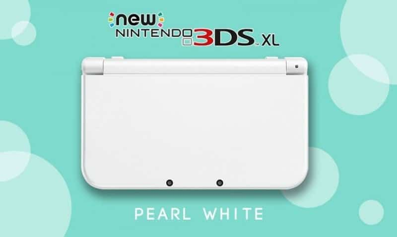 white 3ds