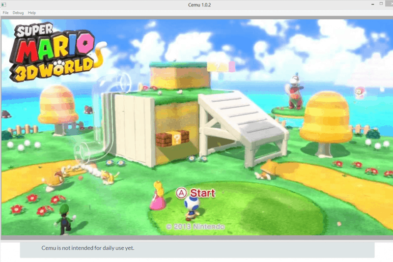 Wii Roms Google: Cemu Wii U Emulator 1.0.2 Released & Gets Its Own Website