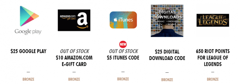 how to get amazon gift cards for free 2015