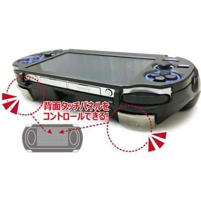 L2 R2 Button Grips For The Original Ps Vita 1000