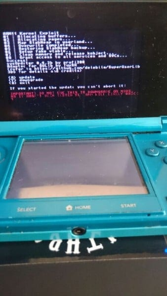 3DS SysUpdater