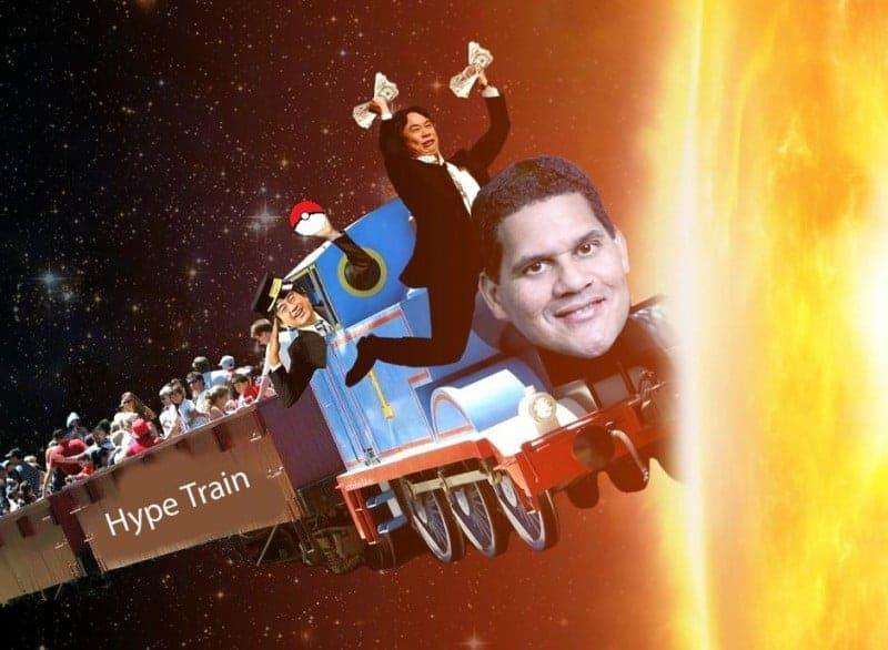 Nintendo Hypetrain