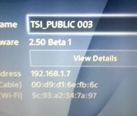 PS4 CFW