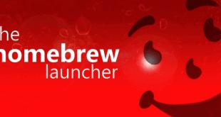 WiiU HomeBrew Launcher temporary