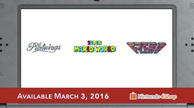 Super Nintendo Virtual Console games leaked by it's own emulator for