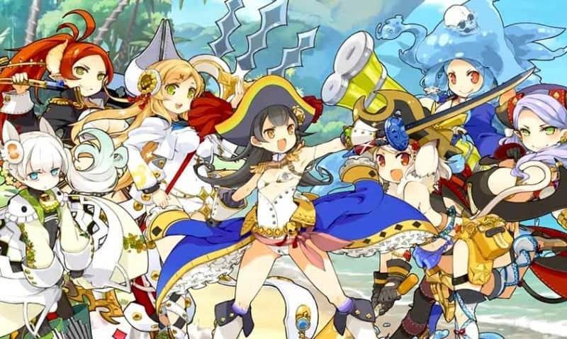 Compile Heart's Genkai Tokki Seven Pirates