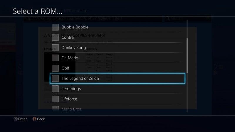 Emulators Running on PS4 FW 3.50.....