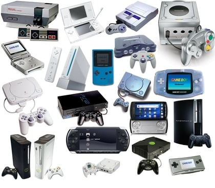 video game consoles - photo #21