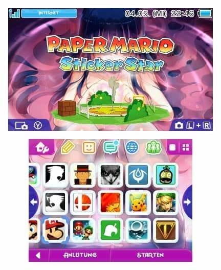 3DS Fonts
