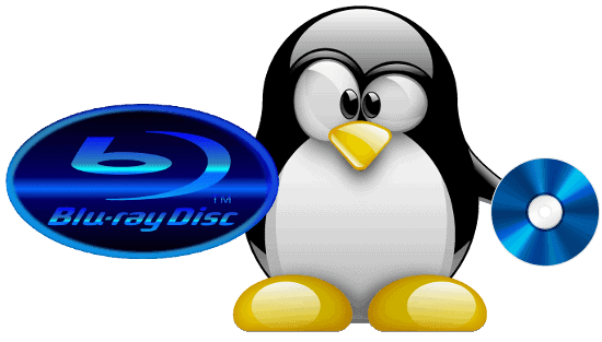 PS4 linux-bluray