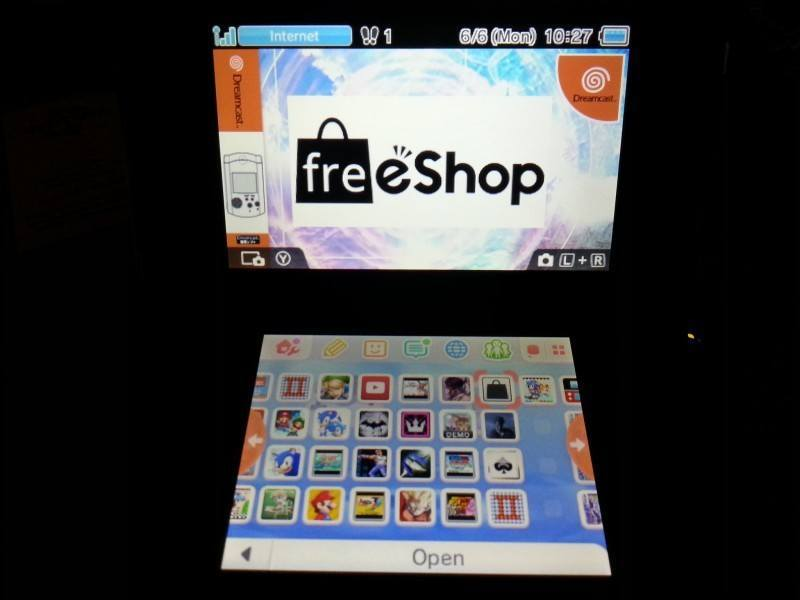 The freeShop for the 3DS - Hackinformer Forum