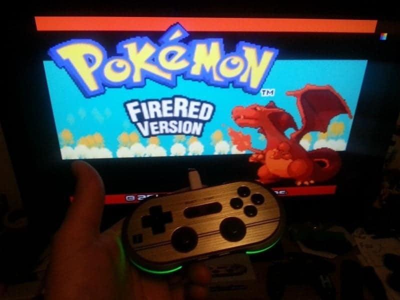 8bitdo & pokemon