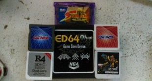 Flash carts