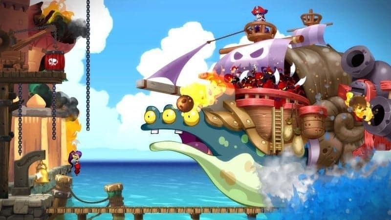 Shantae_ Half-Genie Hero - 01