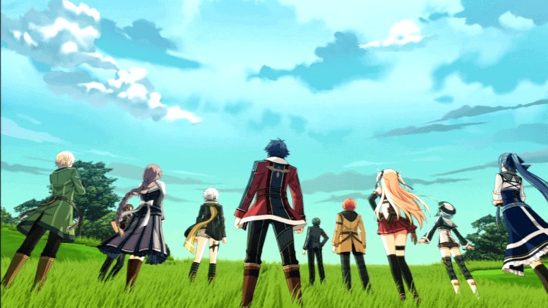 The Legend of Heroes_ Trails of Cold Steel II - 03