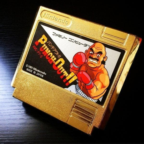 golden punch-out