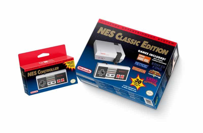 New NES