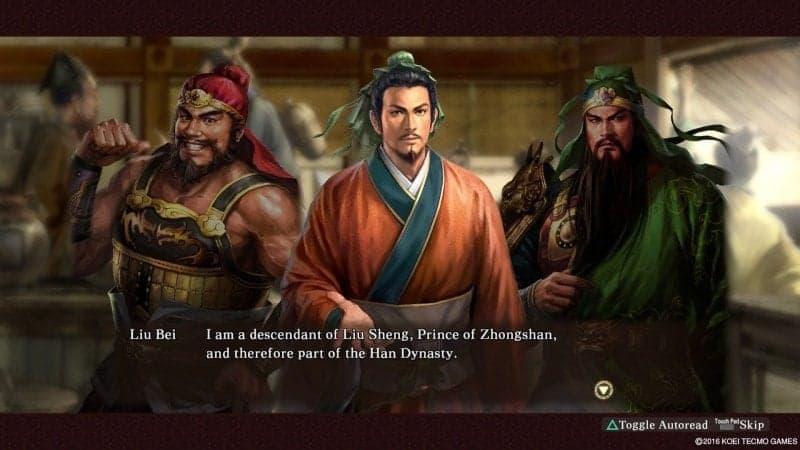 ROMANCE OF THE THREE KINGDOMS XIII_20160703075346