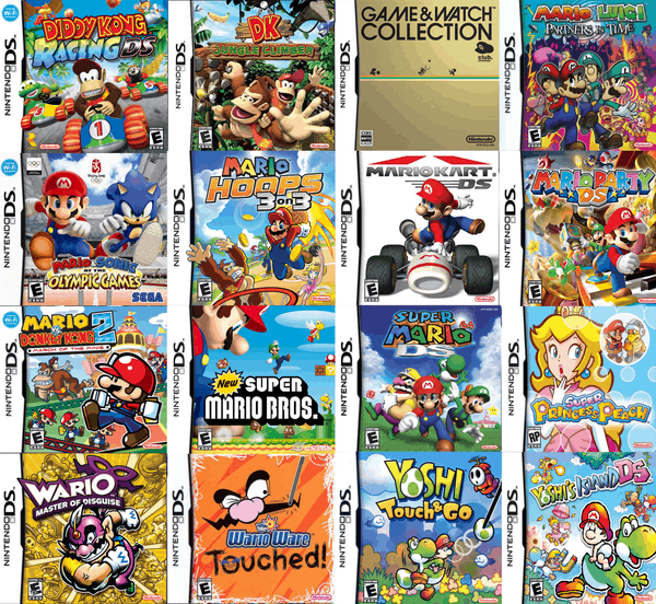 3DS: Play NDS Games from your SDCard thanks to NDS Bootstrap and