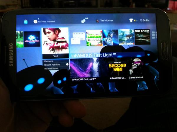 PS4 Remote Play App works for all Android