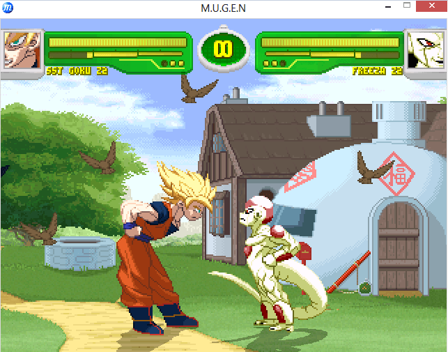 DragonballZ Homebrew fighting games for the PC - Hackinformer