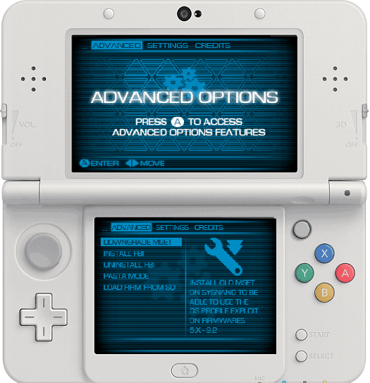 3DS: RXTools Tutorial (Nightly & Beta 3 0) - Hackinformer