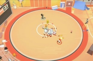 Stikbold: A Dodgeball Adventure