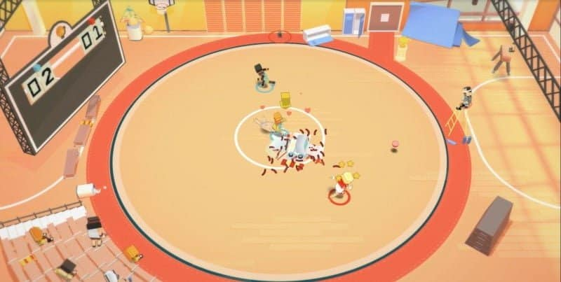 Stikbold: A Dodgeball Adventure