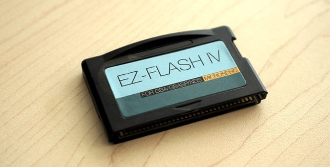 Flash News: EZ-FLASH IV Kernel 2 01 released, Features faster