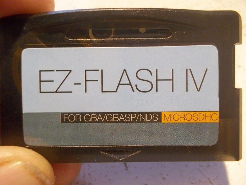 EZ-Flash IV