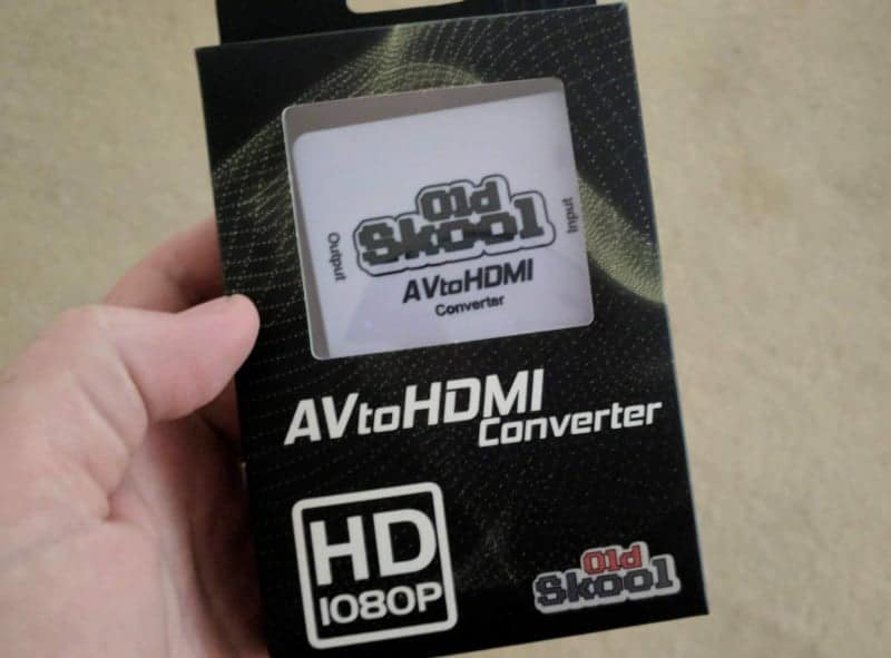 AVI to HDMI