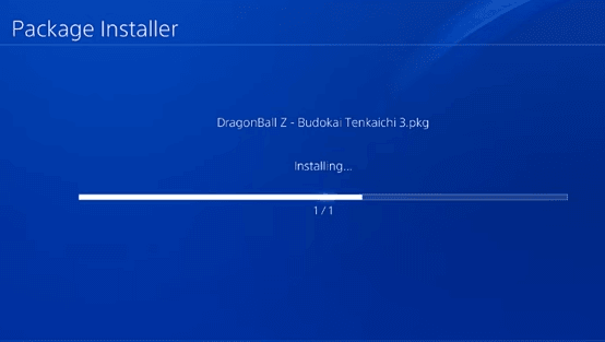 How to backup/rip PS4 games & convert them into PKG files