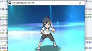 Snickerstream-Screen Sharing/Capture Application for 3DS/2DS