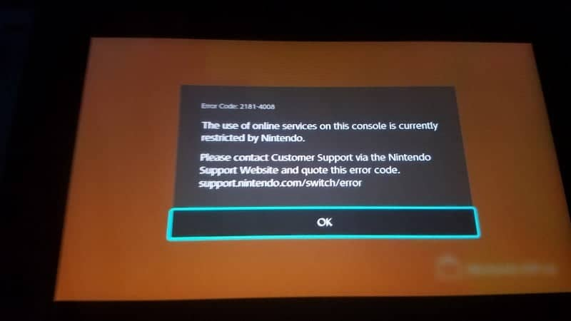 How to possibly keep your Switch safe from getting banned by using