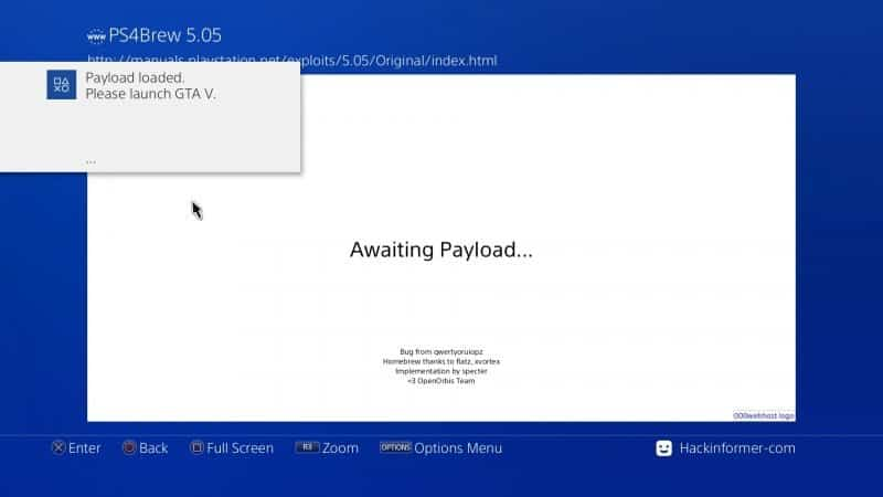 PS4: GTA V Mod/Cheat Menu updated for FW5 05 - Hackinformer