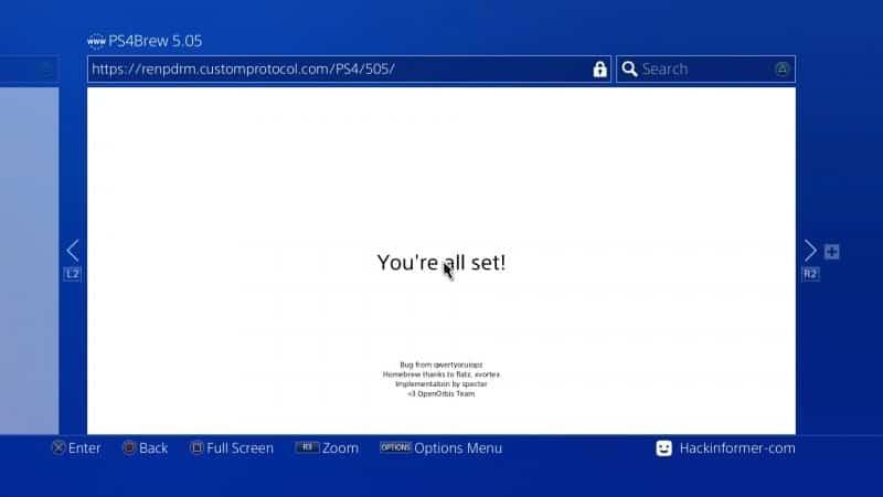 PS4 exploits/payloads