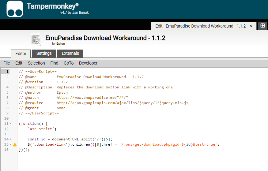 Workaround to download roms off Emuparadise again!! - Hackinformer