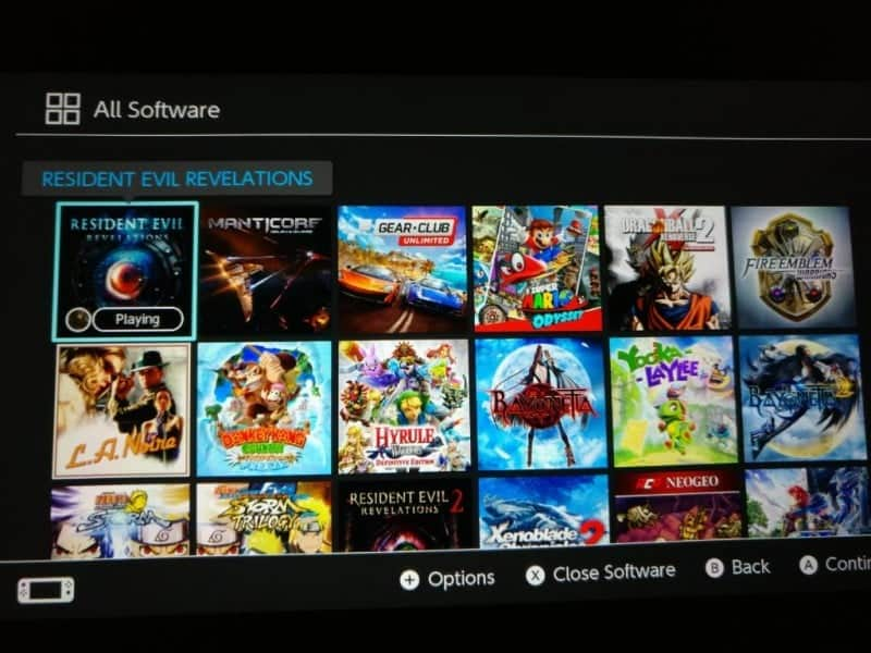 Switch: Install XCIs on the Home Menu just like NSP with XCI