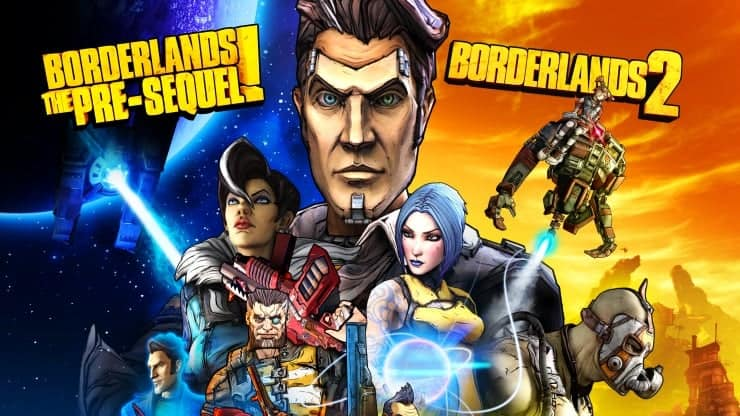 Borderlands 2019
