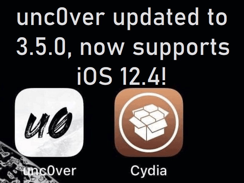 unc0ver Updated to 3 5 0, Now Supports iOS 12 4! - Hackinformer