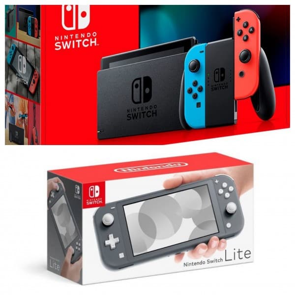 New Switch revisions