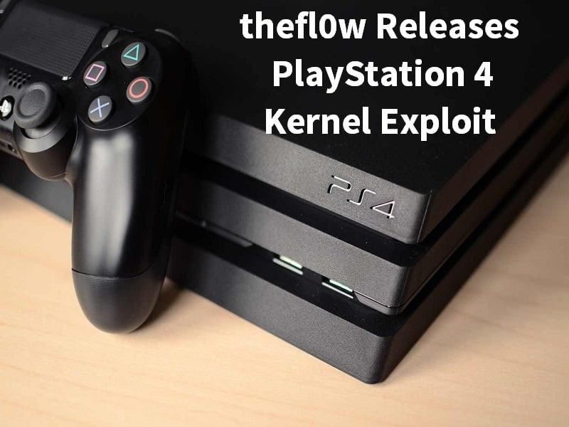 New PS4 Kernel Exploit